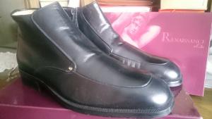 Ботинки мужские Renaissance, размер 42,5, Италия