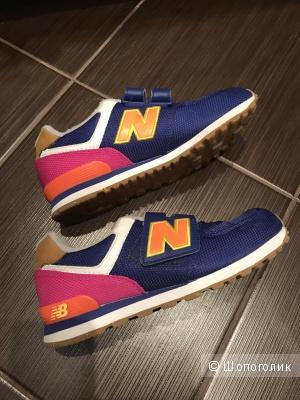 Детские кроссовки New Balance 574 размер 34.5 EU
