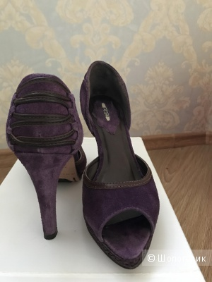 Туфли женские замшевые SCHUTZ, 36 размер