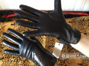 Перчатки ELEGANCE кожа Италия