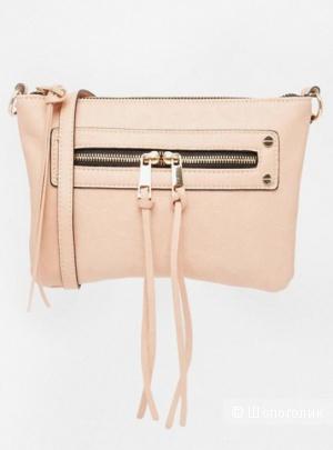 Маленькая нюдовая сумочка ASOS. Новая