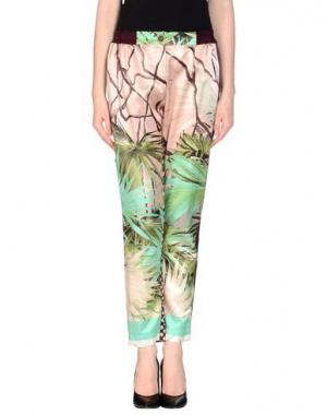 Летние шелковые брюки I'm isola marras c yoox