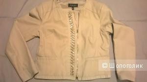 Кожаная курточка SPORTSTAFF 44-46 размер
