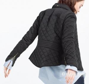Новая стильная, приталенная и супер-качественная куртка Zara.