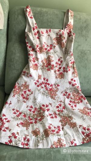 Летнее платье Tory Burch