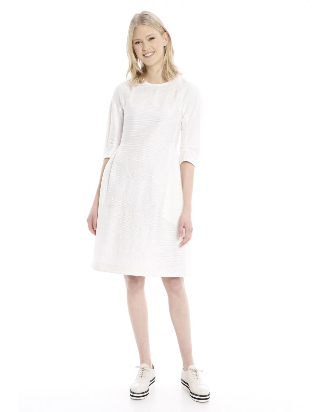 Платье белое max mara