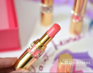 YSL Rouge volupte shine 41,тестер