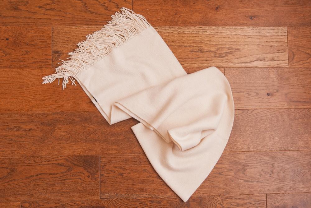 Новый шарф Glenfield молочного цвета