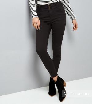 New Look Black High Waist Skinny Yazmin Jeans (10L30)