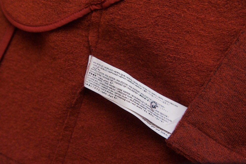 Новое женское пальто Mango, р. S