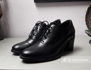 Кожаные женские ботиночки NEXT, 36 размер