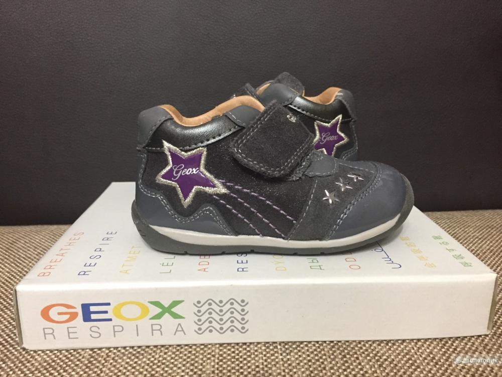 Кроссовки GEOX для малыша . Размер 21 65652d846426c