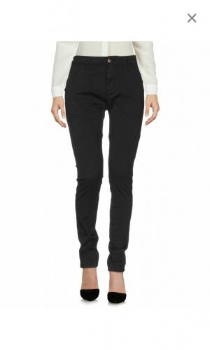 Женские зауженые брюки МЕТ размер 28 (российский 44,международный М)