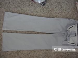 Вельветовые джинсы ZARA basic, 34 евро размер