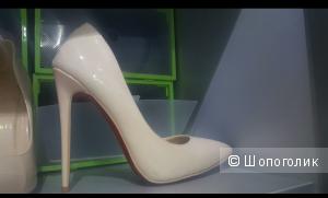 Туфли нюд