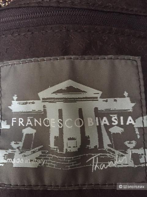 Сумка Francesco Biasia оригинал б/у в отличном состоянии
