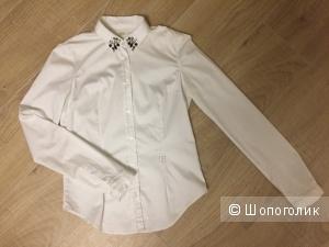 Итальянская рубашка Gaudi. Размер S.