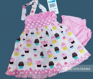 Новое платье-сарафан (американское от  Rare Editions)