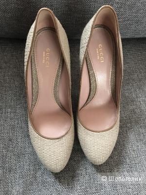 Туфли Gucci размер 39 оригинал