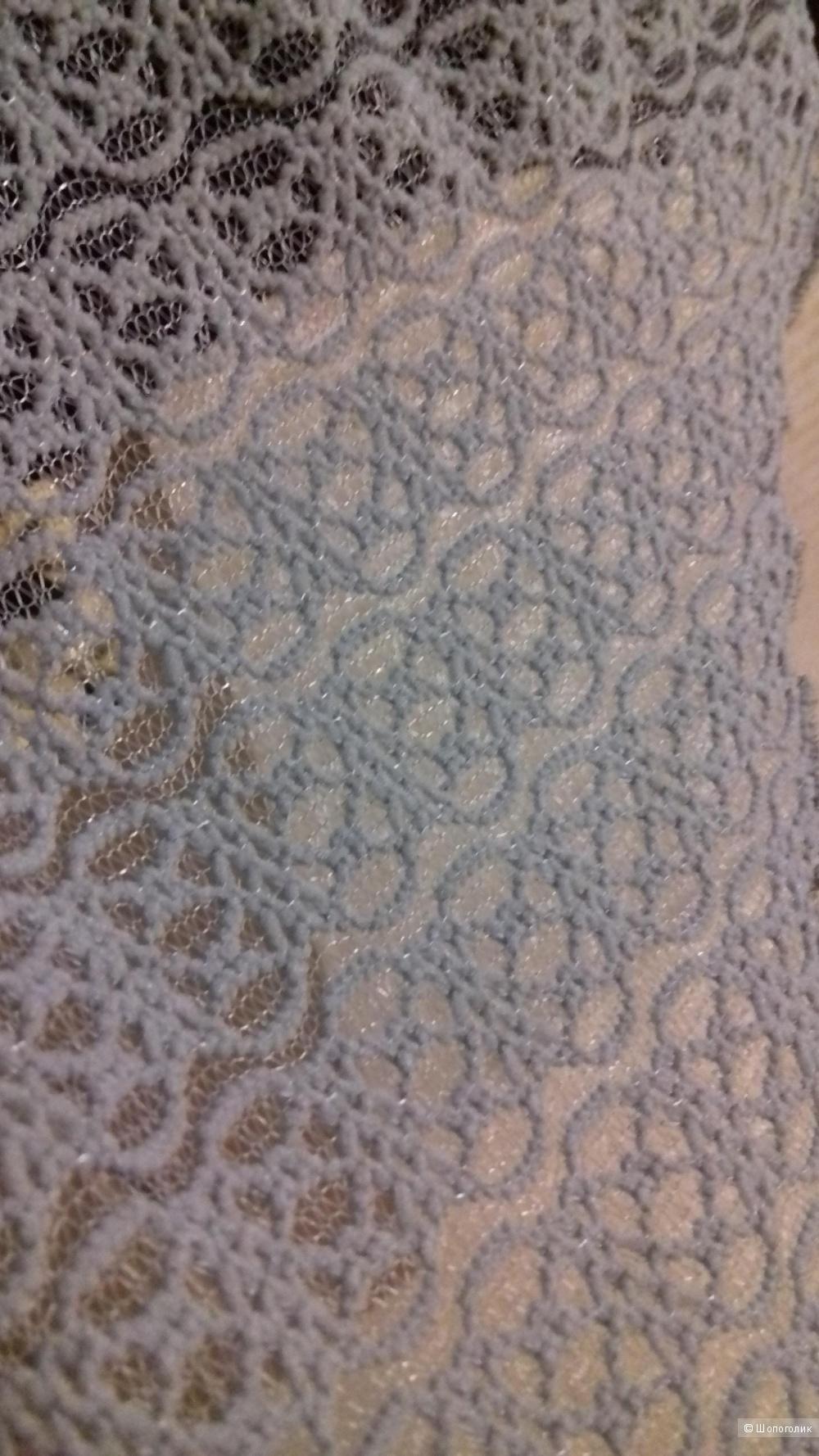 Платье с кружевной накладкой Jasmine, 44 размер