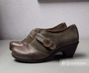 Кожаные женские ботиночки JOYCA, 36 размер
