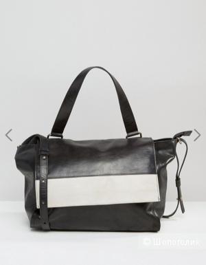 Кожаная сумка на плечо Urbancode