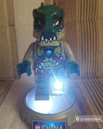 """Ночник-фонарь-игрушка """"Лего Чима""""."""