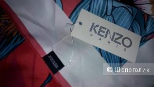 Новый платок 100×100см Kenzo (реплика).