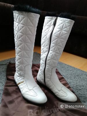 Сапоги Baldinini Trend, размер 39-40, на узкую ногу