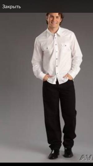 Джинсы мужские Versace