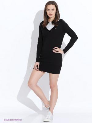 Платье-свитер Fred Perry