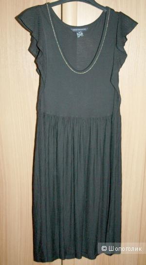 Базовое платье миди  French Connection 46 - 48р.