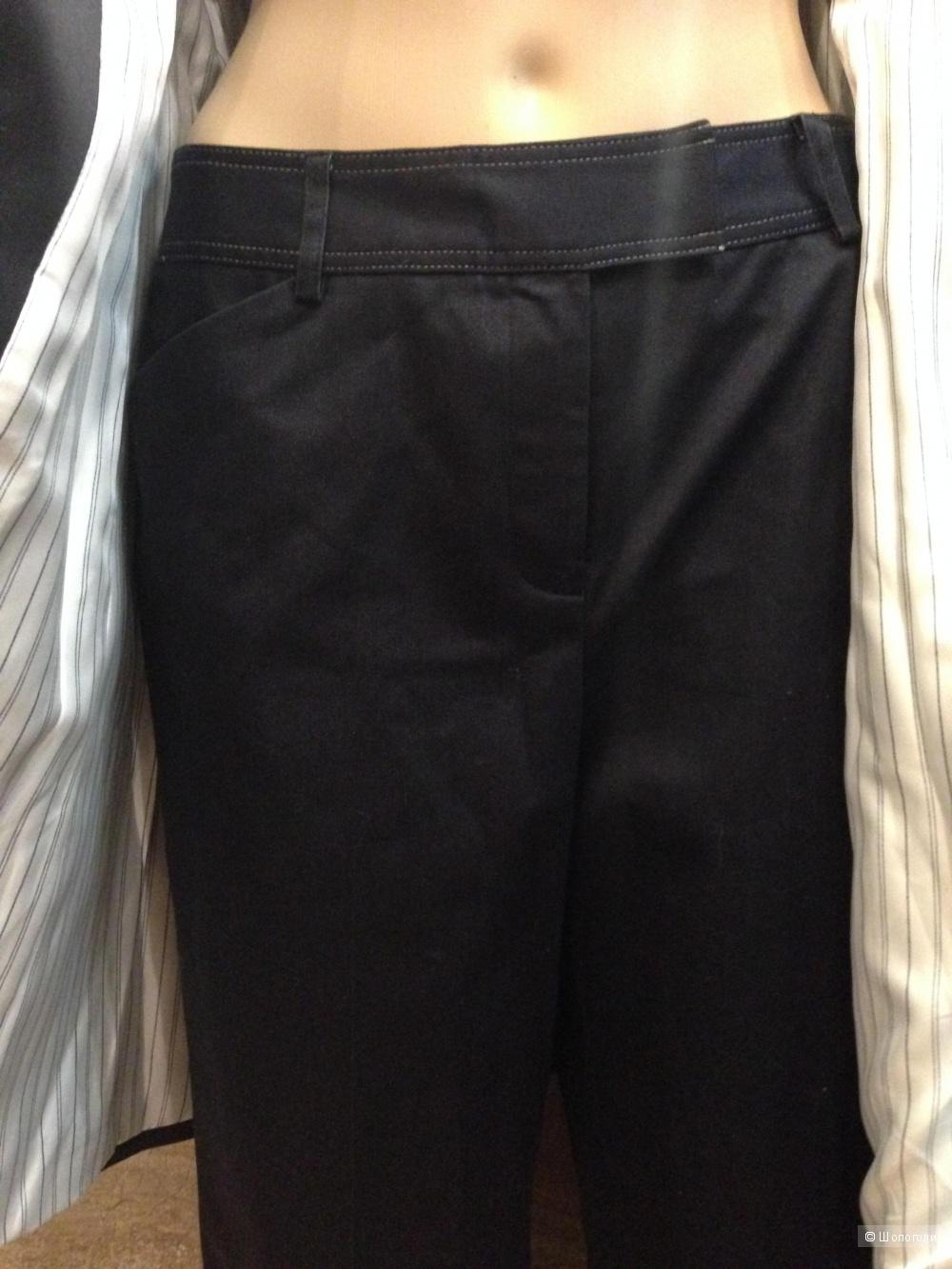 Костюм плащ и брюки из тонкого джинса от TAHARI р.44 Новый