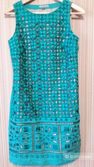 Платье Vis-a-vis с перфорацией 42 р