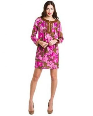 Шелковое платье JULES REID (на 44-46 размер)