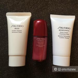 Сет ухода от Shiseido