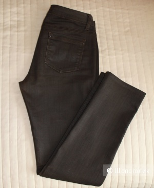 Zara Woman Джинсы Slim Fit