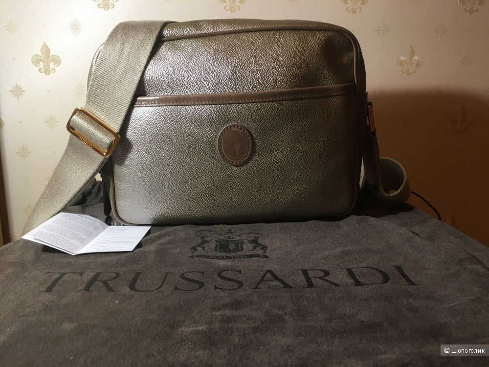 Сумка-кроссбоди Trussardi