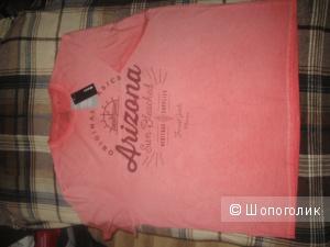 Мужская футболка фирмы George, размер 3XL