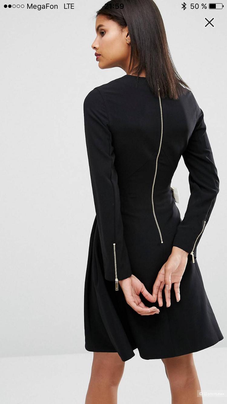 Новое платье Ted Baker, размер 3 (на российский 48).