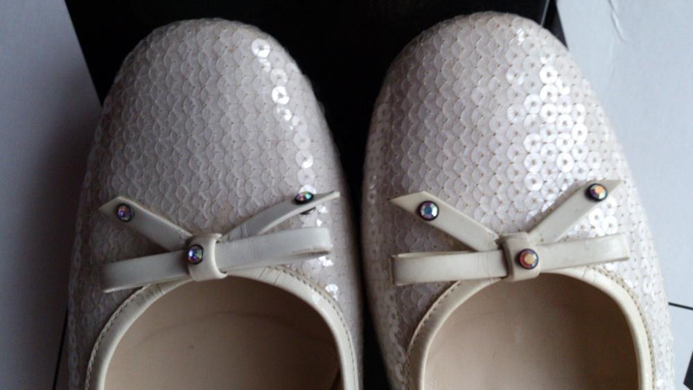 Балетки (туфли) ALBA, размер 37, Италия
