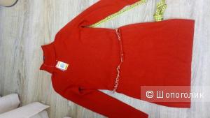 Платье -туника INC,размер S,красное
