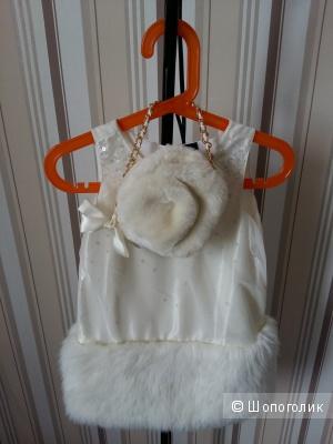 Платье Baby Gap, размер 3 года, б/у