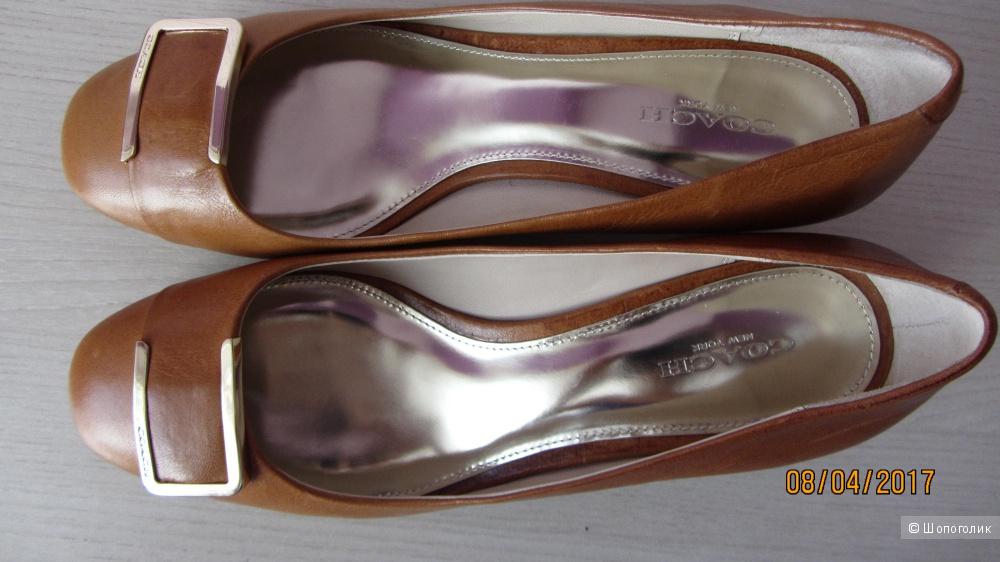 Туфли Coach новые размер US 7, в магазине Ebay.com — на Шопоголик 79bb29dbfac