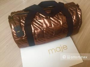 Новая сумка Maje. Франция. Кожа.
