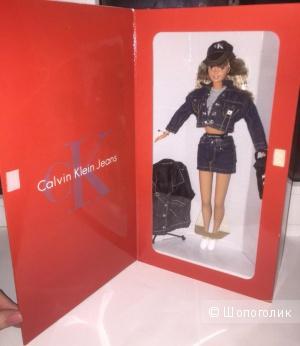 Новая коллекционная барби Calvin Klein Jeans 1996