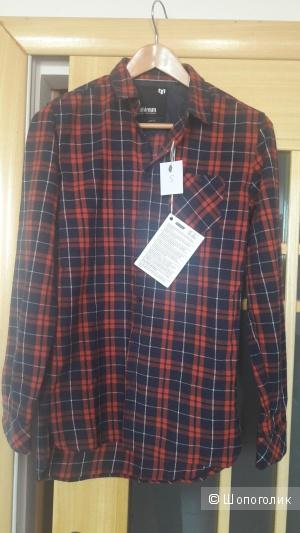 Рубашка мужская Minimum, размер S