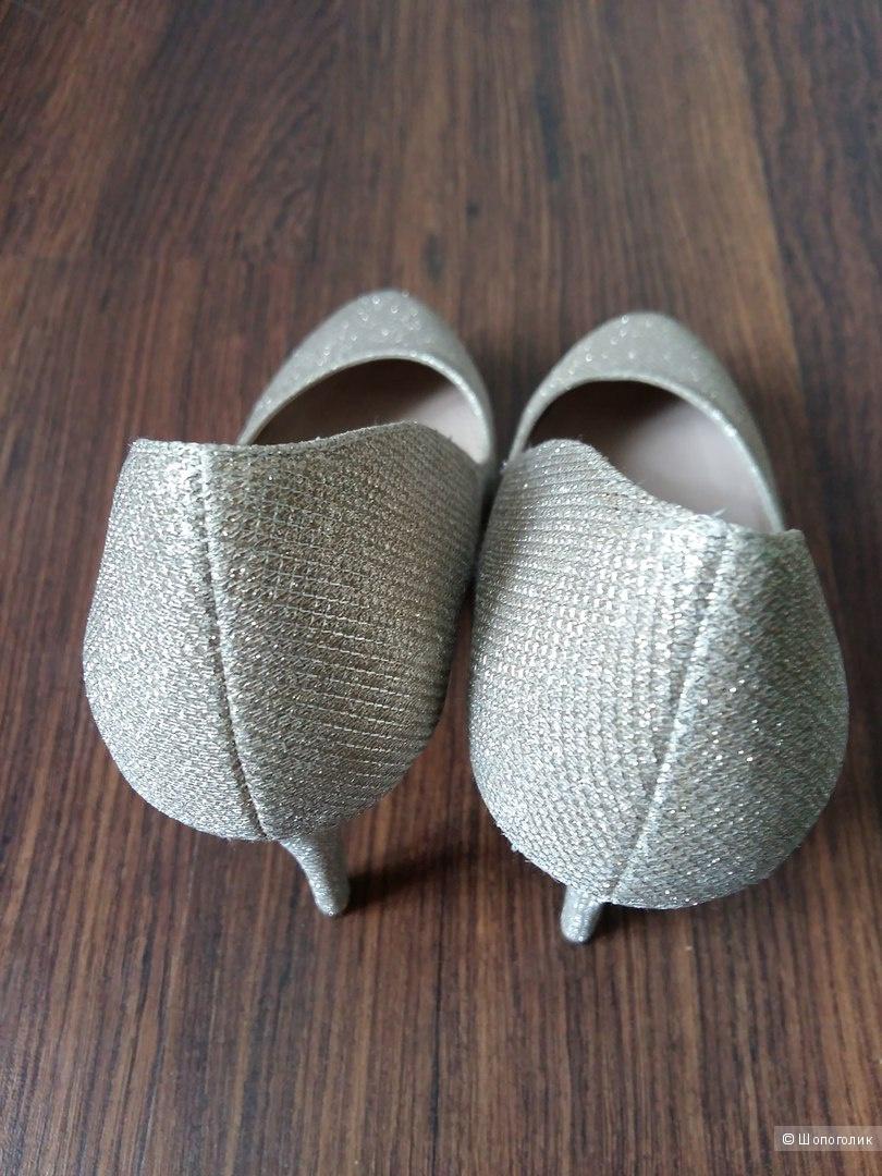 Туфли Next, б/у, размер 5 (38)