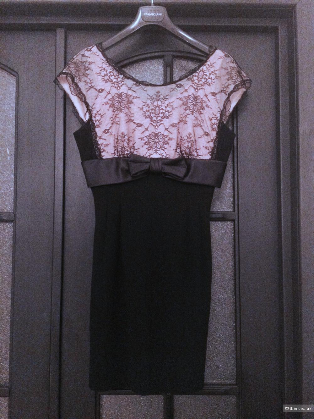 Кружевное коктейльное платье MARELLA 40IT (42RU)