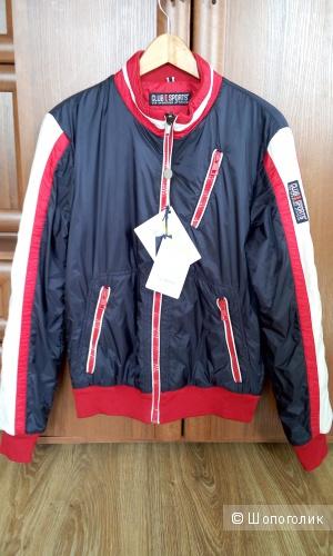 Новая мужская куртка-бомбер Club Des Sports размер М.